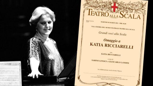 <span>FULL </span>Grandi voci alla Scala – Katia Ricciarelli Milan 2021