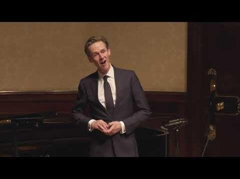 <span>FULL </span>Ian Bostridge Recital London 2021