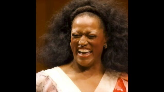 <span>FULL </span>Jessye Norman: Women of Legend, Fantasy, and Lore New York 1994