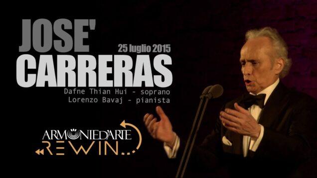 <span>FULL </span>José Carreras Recital Borgia 2015
