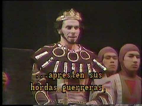 Lohengrin Mexico City 1981 Brenneis Sutti Dunn