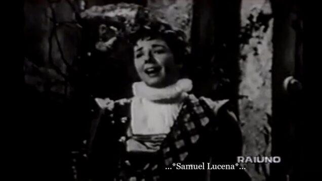 <span>FULL </span>Lucia di Lammermoor RAI Milan 1959 Moffo Filacuridi Dondi