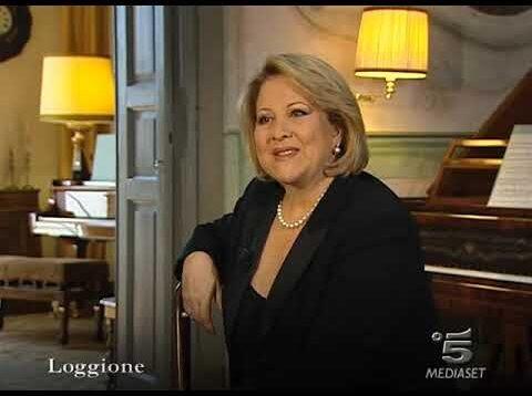 <span>FULL </span>Luciana Serra – Documentary & Interview Italy