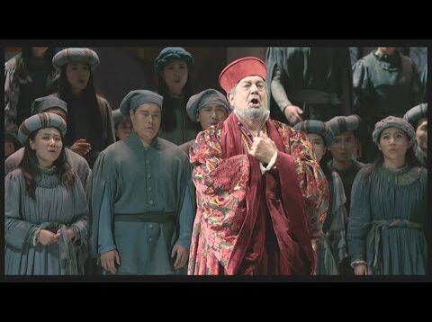 Simon Boccanegra Beijing 2015 Placido Domingo He Hui