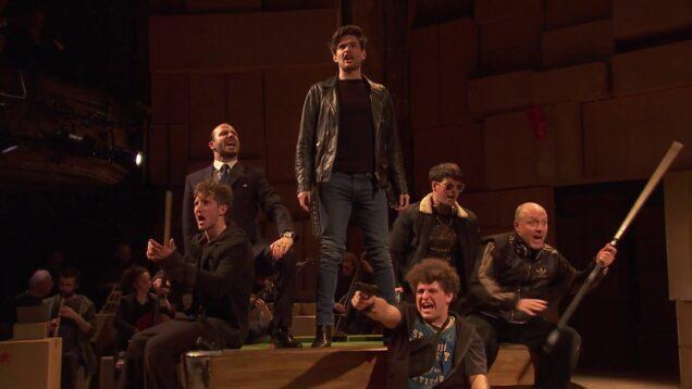 The Beggar's Opera (Pepusch) Paris 2018 Christie Les Arts Florissants
