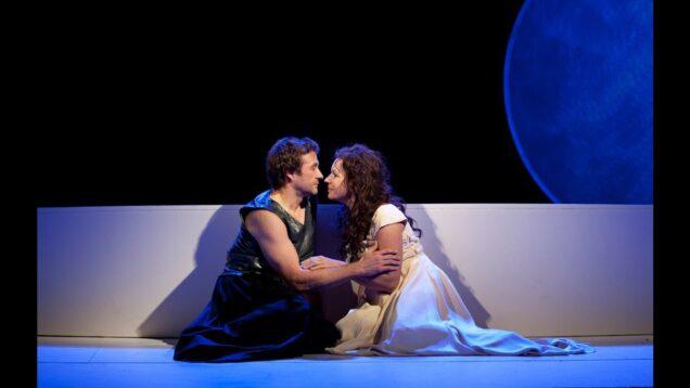 Tristan und Isolde Nuremberg 2012 Wolfsteiner Braun Jentjens