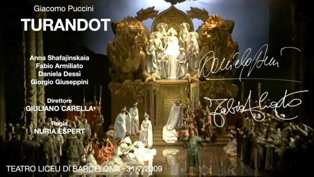 <span>FULL </span>Turandot Barcelona 2009