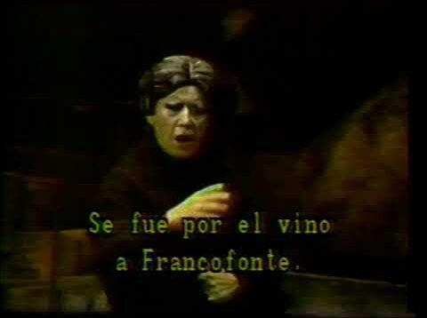 <span>FULL </span>Cavalleria rusticana Mexico 1985 Félix Zander Escudero