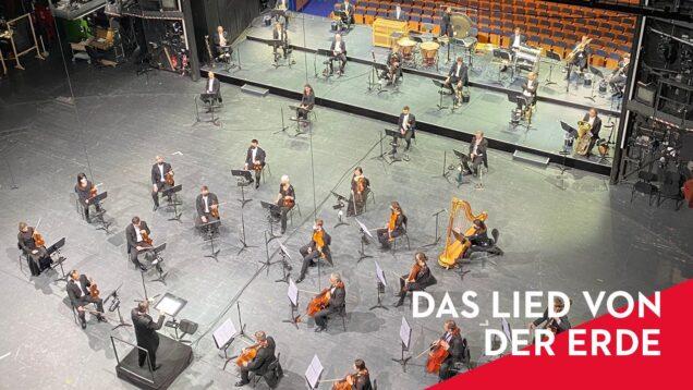 <span>FULL </span>Das Lied von der Erde (Mahler) Frankfurt 2021 Weigle Magiera Glueckert