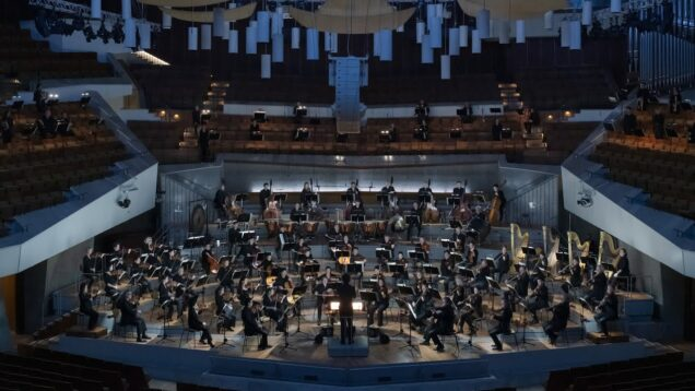 <span>FULL </span>Götterdämmerung Symphonic Excerpts Berlin 2020 Robin Ticciati