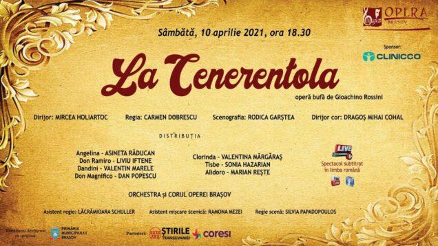 <span>FULL </span>La Cenerentola Brasov 2021