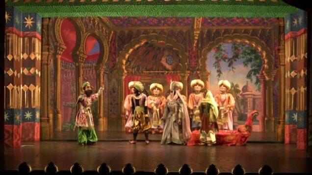 L'italiana in Algeri Marionette-Opera Pesaro 2019 Horne Ramey Battle Palacio