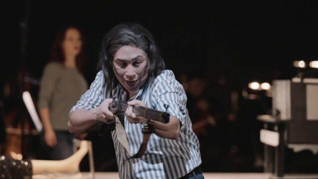 Lucrezia (Handel) & Faust et Hélène (Boulanger) Darmstadt 2021 Sutor-Wernich Isalv Lee