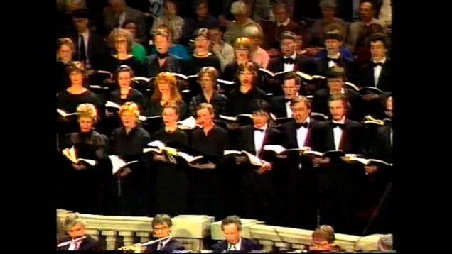 <span>FULL </span>Matthäus Passion (Bach) Amsterdam Harnoncourt 1985 Holl Equiluz Auger Rosenshein