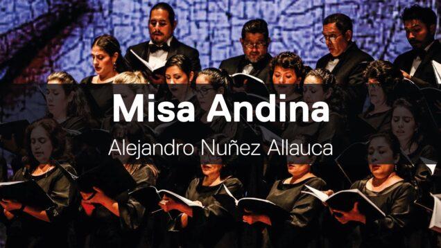 <span>FULL </span>Misa Andina (Nuñez) Lima 2021 Rondón Brivio Marcos Zavalaga