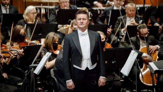 Piotr Beczala Concert Warsaw 2021
