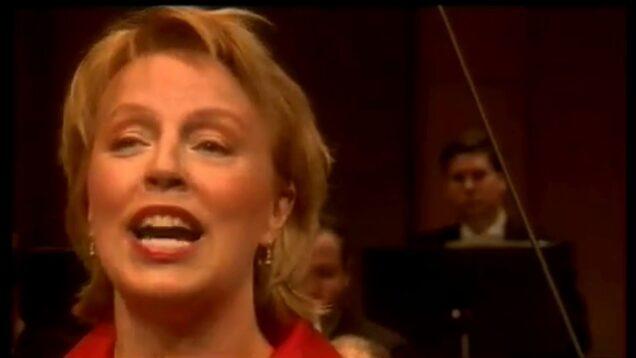 <span>FULL </span>Schubert Lieder with Orchestra Paris 2002 von Otter Abbado