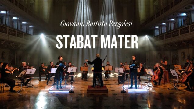 <span>FULL </span>Stabat Mater (Pergolesi) Berlin 2021 Jaroussky Prohaska