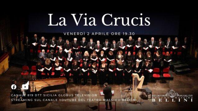 <span>FULL </span>Via Crucis (Liszt) Catania 2021 Caristi Calderone Nicolosi Ruta Muscolino