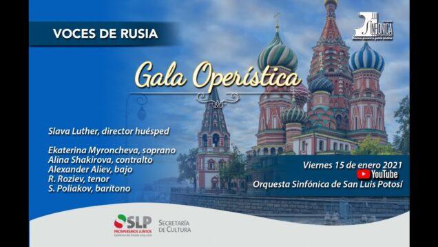 <span>FULL </span>Voices Of Russia Opera Gala San Luis Potosí 2013