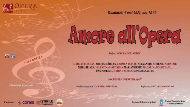 <span>FULL </span>Amore all'Opera Brasov 2021