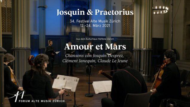 <span>FULL </span>Amour et Mars Zurich 2021