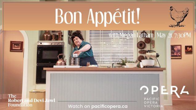 <span>FULL </span>Bon Appétit! Victoria 2021 Megan Latham
