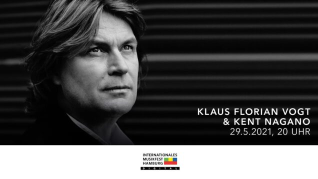 <span>FULL </span>Des Knaben Wunderhorn (Mahler) Hamburg 2021 Klaus Florian Vogt