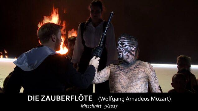 Die Zauberföte Vienna 2017 Jacobs Ivashchenko Minasyan Kohlhepp Karthäuser Schmutzhard