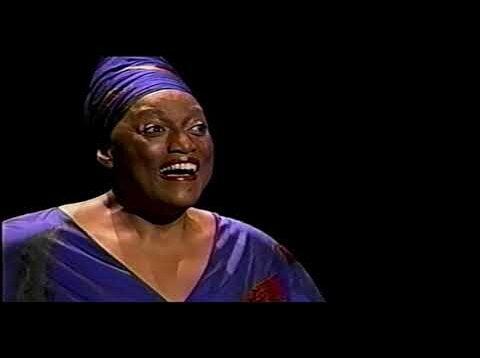 <span>FULL </span>Erwartung (Schoenberg) Tokyo 2004 Jessye Norman