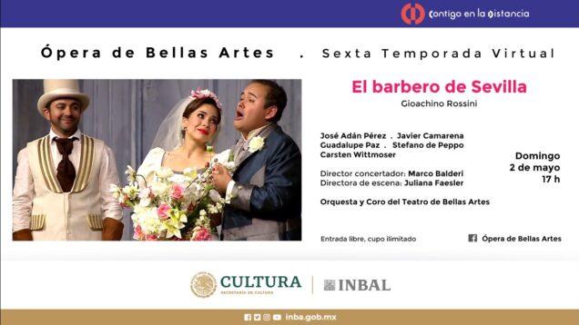 <span>FULL </span>Il barbiere di Siviglia Mexico City 2012 Camarena Perez Paz de Peppo