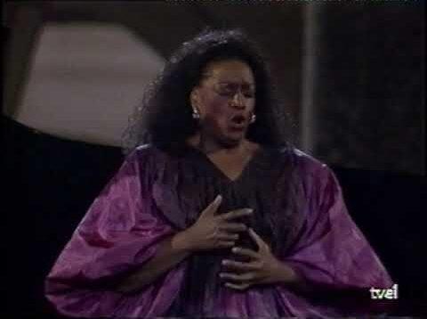 <span>FULL </span>Jessye Norman in Granada 1990
