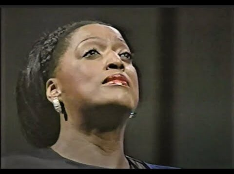 <span>FULL </span>Jessye Norman sings Strauss and Wagner Montreal 1988