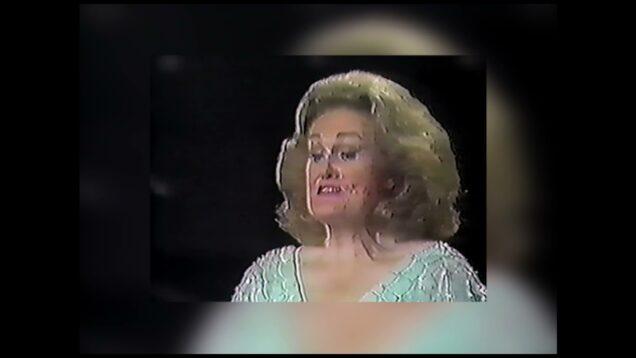 <span>FULL </span>Joan Sutherland Recital Wellington 1986