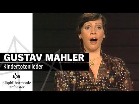 <span>FULL </span>Kindertotenlieder (Mahler) Kiel 1980 Brigitte Fassbaender
