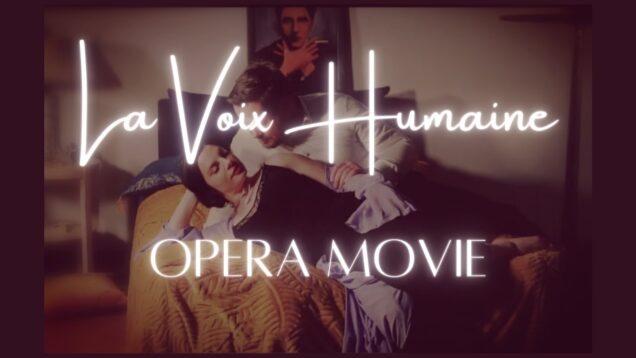 <span>FULL </span>La Voix Humaine Movie Augsburg 2021 Mia Jakob Thomas Knieps