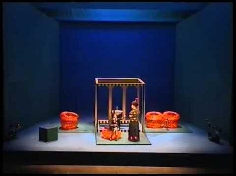 <span>FULL </span>Les aventures du Roi Pausole (Honegger) Toulon 2004 Péniche Opéra Théâtre