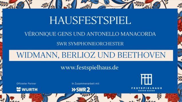 <span>FULL </span>Les Nuits d'été (Berlioz) Baden-Baden 2021 Véronique Gens