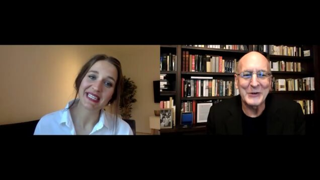 <span>FULL </span>Lise Davidsen Interview 2020 Peter Gelb
