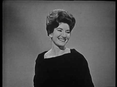<span>FULL </span>Maria Callas at Covent Garden London 1962