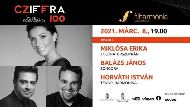 <span>FULL </span>Miklósa Erika & István Horváth Recital Budapest 2021