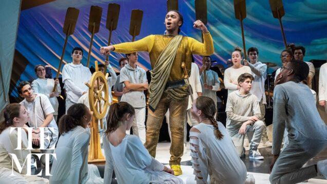 <span>FULL </span>Odyssey: A Youth Opera (Moore) New York 2017 Brian Vu Meroë Khalia Adeeb