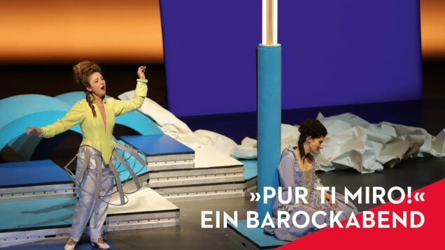 <span>FULL </span>»Pur ti miro!« Ein Barockabend Frankfurt 2021