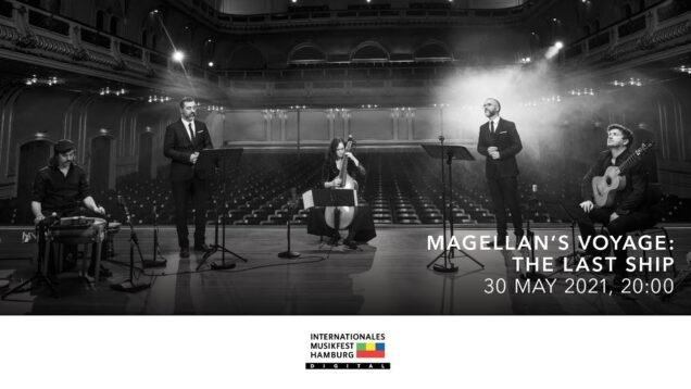 <span>FULL </span>Das letzte Schiff Early Music Concert Hamburg 2021 Sete Lágrimas