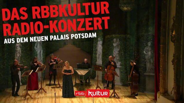 <span>FULL </span>Festspielabend der Alten Musik Potsdam 2021 Teuscher Mathmann Götz