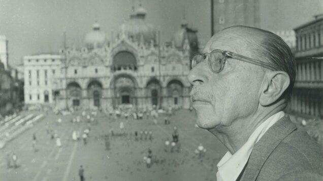 <span>FULL </span>Omaggio a Stravinsky alla Basilica di San Marco Venice 2021 Antognetti Bakirci