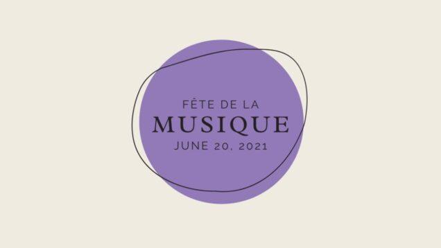 <span>FULL </span>Opera Lafayette's Fête de la Musique Washington DC 2021