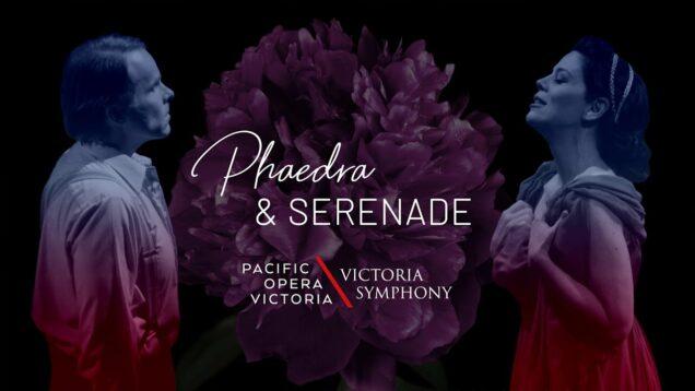<span>FULL </span>Phaedra & Serenade for Tenor, Horn and Strings (Britten) Victoria BC 2021