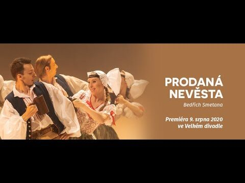 Prodana nevesta (The Bartered Bride) Pilsen 2020 Veberová Khan Shokalo Hnyk