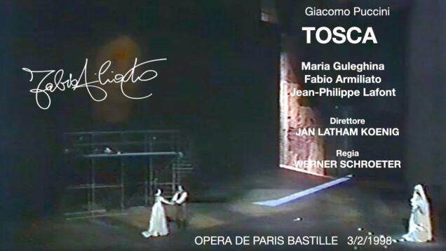 <span>FULL </span>Tosca Paris 1998 Guleghina Armiliato Lafont